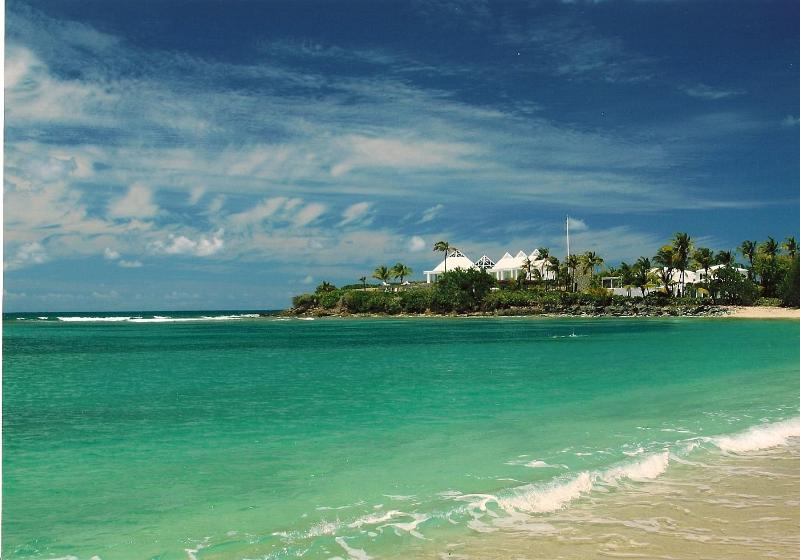 Beachfront, Architectural Digest, Private Point, 5 Acre Estate - Image 1 - Christiansted - rentals