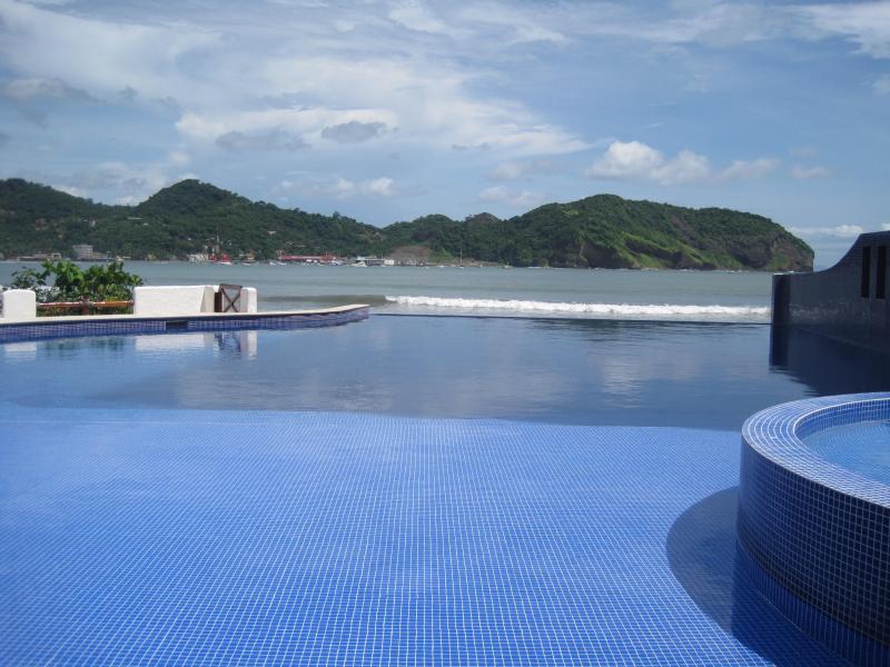 CONDO POOL & BEACH - Beachfront New Condo With Incredible Sea Views - San Juan del Sur - rentals