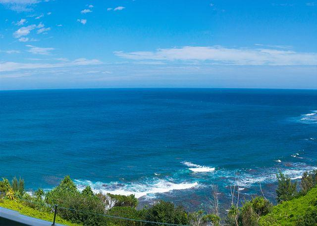 Your view from the lanai! - Alii Kai 4202: Amazing oceanfront views, your private piece of paradise! - Princeville - rentals
