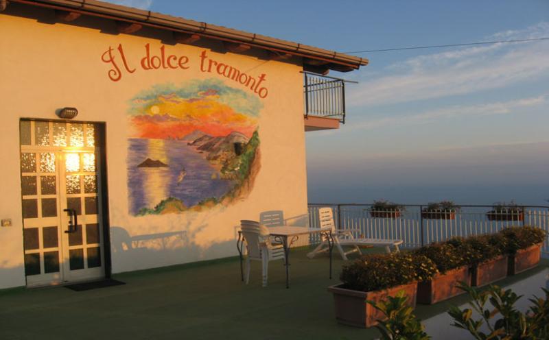 Tramonto - TRAMONTO - Furore - Amalfi Coast - Furore - rentals