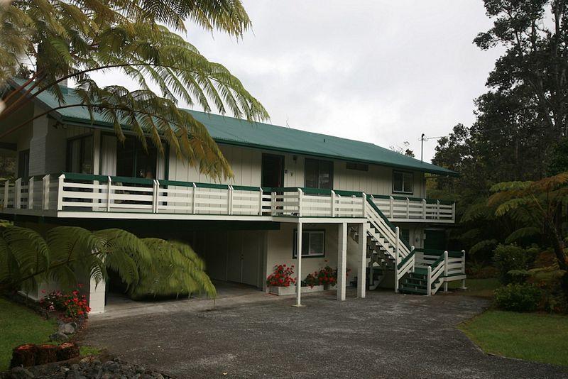 Hale Aloha Front - Hale Aloha-Volcano Village - Volcano - rentals