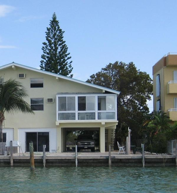 View from Boot Key Harbor - Gorgeous Waterfront Home on Boot Key Harbor - Marathon - rentals