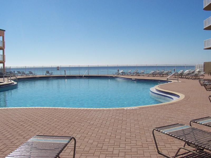 Gulf Front Tidewater Beach Resort, Booking Now - Image 1 - Panama City Beach - rentals