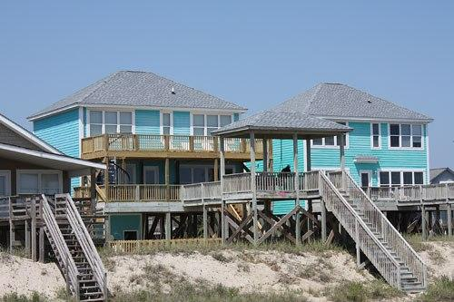 Four My Girls 2227 East Beach Drive - Image 1 - Oak Island - rentals