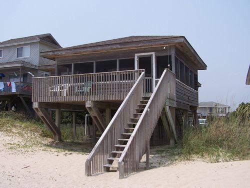 Seaside  707 West Beach Drive - Image 1 - Oak Island - rentals