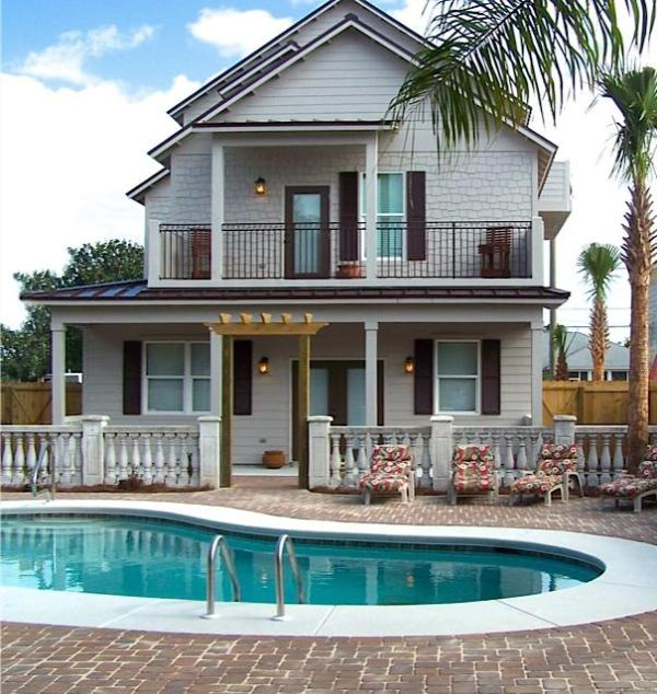 New 9bed/8bath home with private pool and Gulf View! - Island Obsession40% off 5/30-6/6 9bd/8bth Private - Destin - rentals