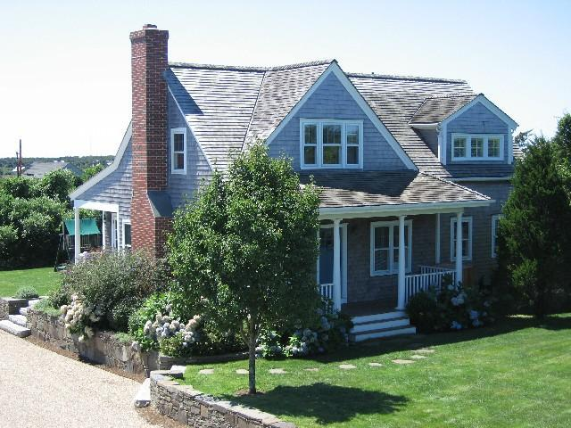 Easy walk to town, front and back yard, swingset, outdoor shower. - Stroll to Town from this 3 bedroom, 3.5 bath home - Nantucket - rentals