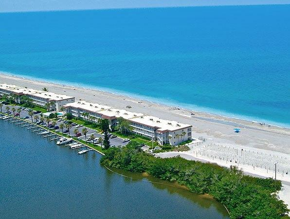 Fisherman\'s Cove at Turtle Beach on Siesta Key off Sarasota Florida - Beachfront Condo - 3-Bedroom-Luxury in Siesta Key - Siesta Key - rentals