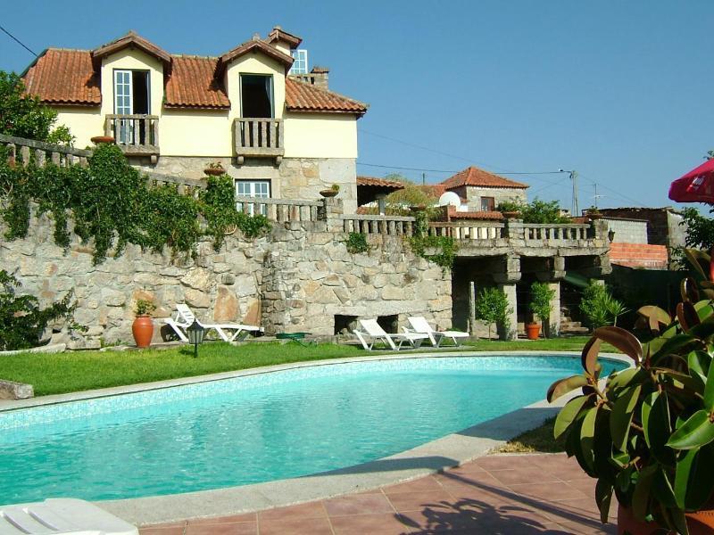 3bdr Villa w/ gymnasium pool near Viana do Castelo - Image 1 - Viana do Castelo - rentals