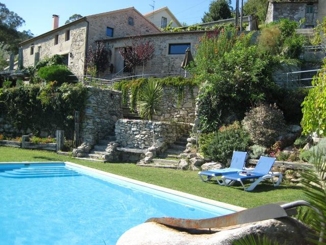 Casa Piloto - Grand Galician Luxury Stone Villa - Outes - rentals
