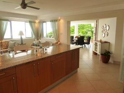 Luxury kitchen, cook if you want to! - The Condominiums @ Palm Beach - Hastings, Barbados - Hastings - rentals