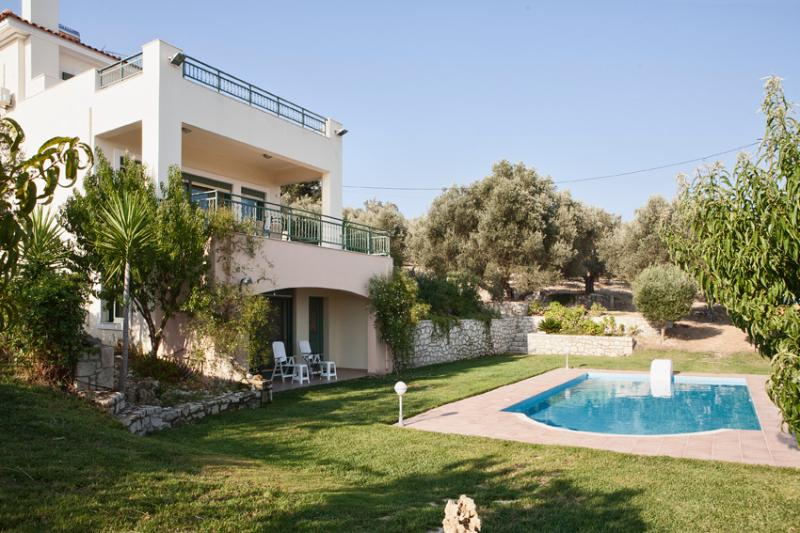 Archos:A Peaceful Location with Panoramic Sea View - Image 1 - Rethymnon - rentals