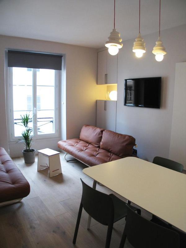 Montorgeuil louvre flat for 6 - Image 1 - Paris - rentals