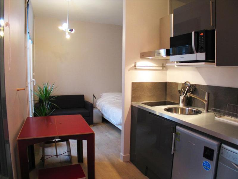 Vacation Rental at Montorgeuil Love Nest in Paris - Image 1 - Paris - rentals