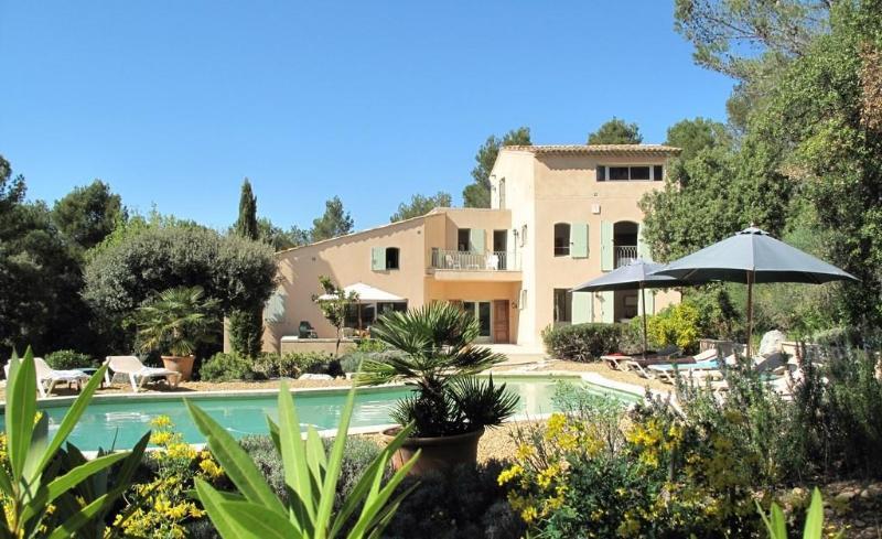 The house les Magnanarelles - Les Magnanarelles, Spacious 3/4 bedrooms, villa - Lourmarin - rentals