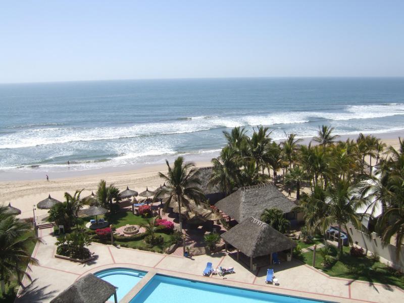 BEACH VIEW - Quintas del Mar: Ocean front 2 bd, 2 bt. unit - Mazatlan - rentals