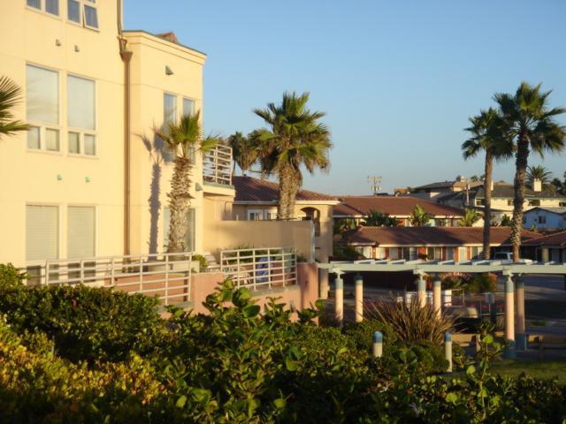 Bldg with Park - Cozy Oceanfront Condo - Imperial Beach - rentals