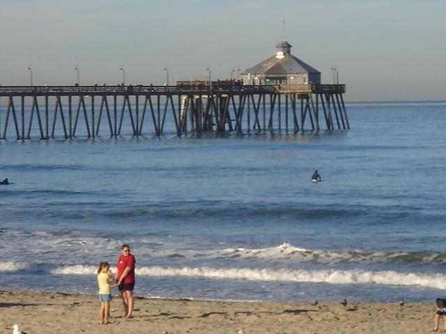 Pier/Oceanview - Cozy Oceanfront Condo - Imperial Beach - rentals
