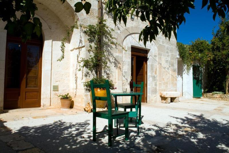 Front Garden - Villa Cecca with hot tub in the garden! - Cisternino - rentals