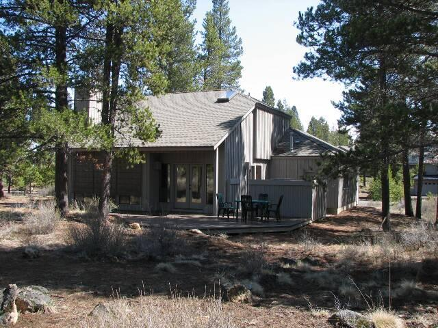 House from common area - 36 Maury Mountain Lane - Sunriver - rentals
