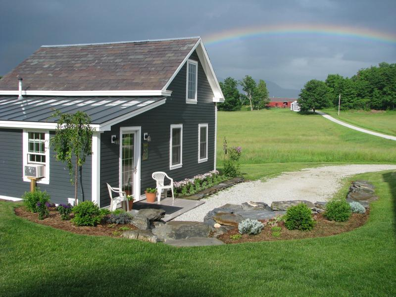 Perhaps there is a pot of gold after all... - The Swallow's Nest - Brandon - rentals