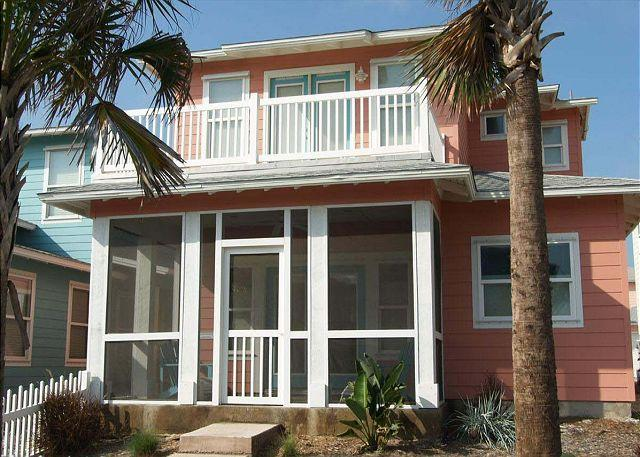 3 Bedroom, 3 bath home with a community pool and beach access! - Image 1 - Port Aransas - rentals