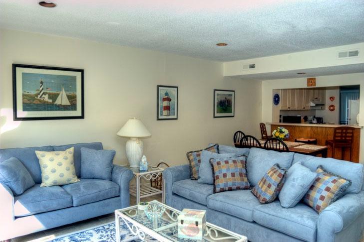 Greens 202 - Image 1 - Hilton Head - rentals