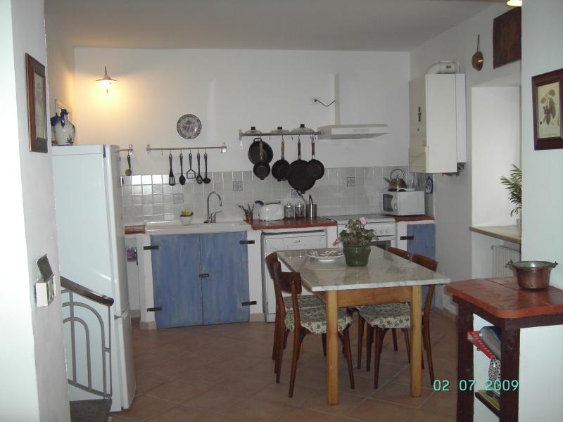 Fully Equipt Kitchen - Casa Regina - Refrancore - rentals