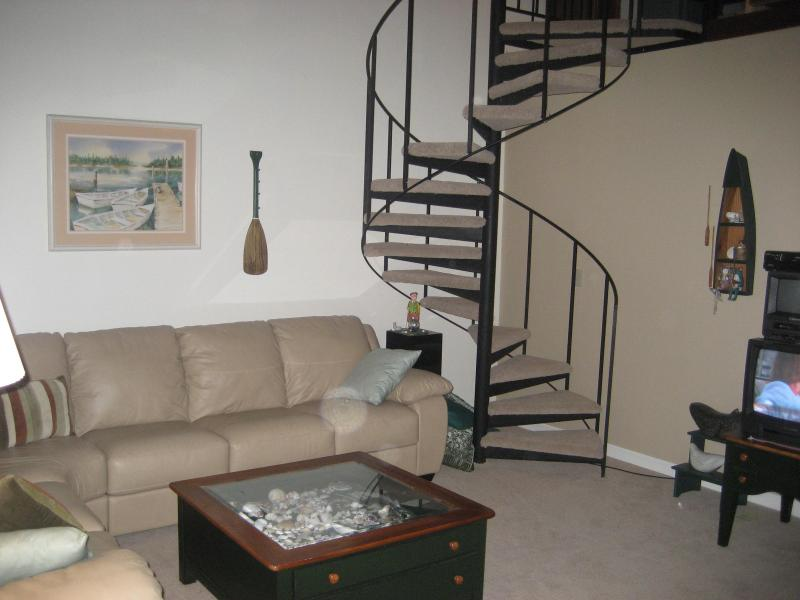 living room - Kala Point,Pt Townsend - Private Gated Community - Port Townsend - rentals