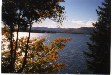 3 bdr 2 bath Lake George Home on the Lake - Image 1 - Lake George - rentals