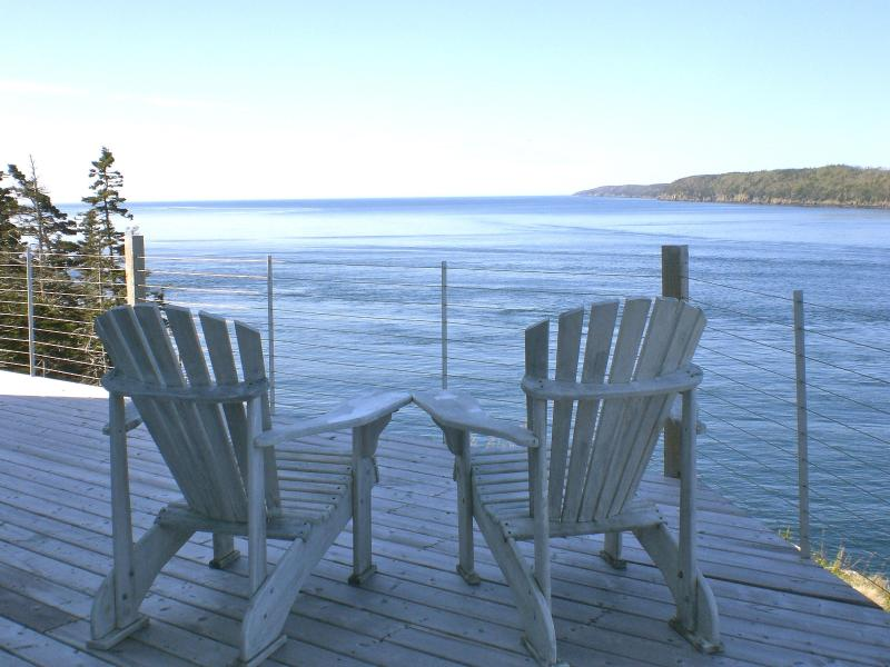 This is waiting for you and your guests! - Magnificent Oceanfront Estate on 100 Private Acres - Nova Scotia - rentals