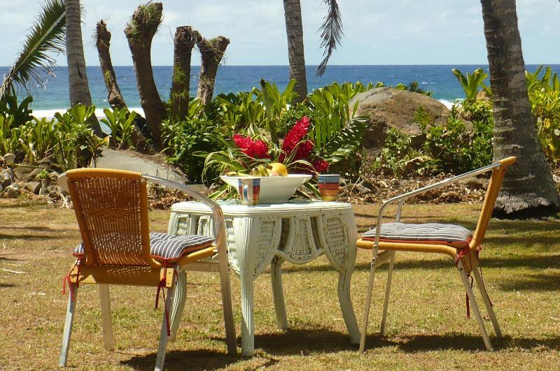Al Fresco at Heron's Reef - Heron's Reef Shores Apartments - Rarotonga - rentals