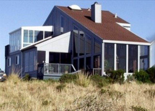 Exterior Surly Clam - Surly Clam, Game Room, Great Views, backs to Open Space! - Dillon Beach - rentals