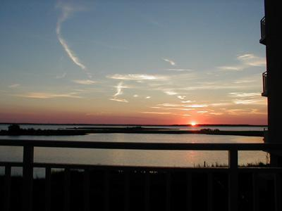sunset - Sunsetbay Luxury Bayfront condo Sleeps 10 Pets OK - No Senior week rentals allowed - Ocean City - rentals