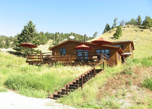 Bangtail Cabin - Image 1 - Livingston - rentals