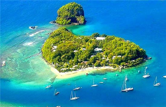Young Island - Luxury Cottages - St.Vincent - Young Island - Luxury Cottages - St.Vincent - Saint Vincent - rentals