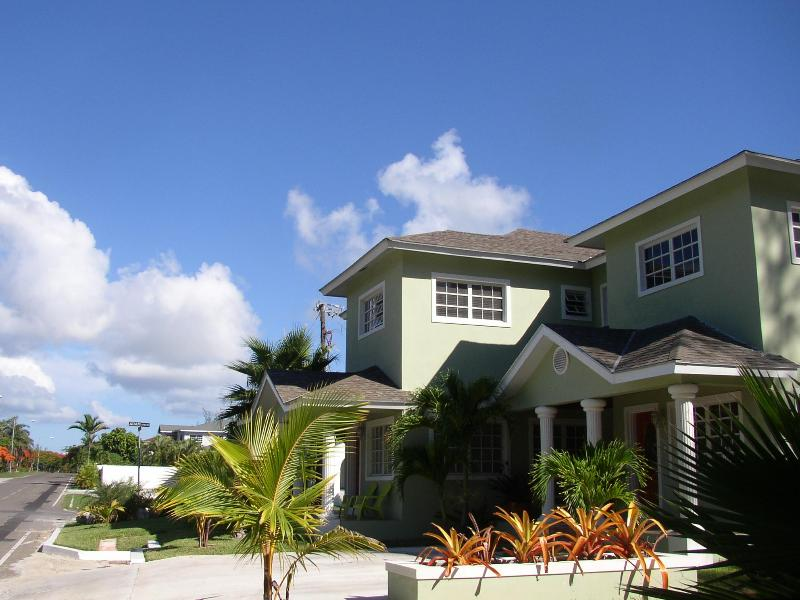 Unit #2 View from  Beach - Prince Adam Villas-East - Two Minutes from Beach - Nassau - rentals