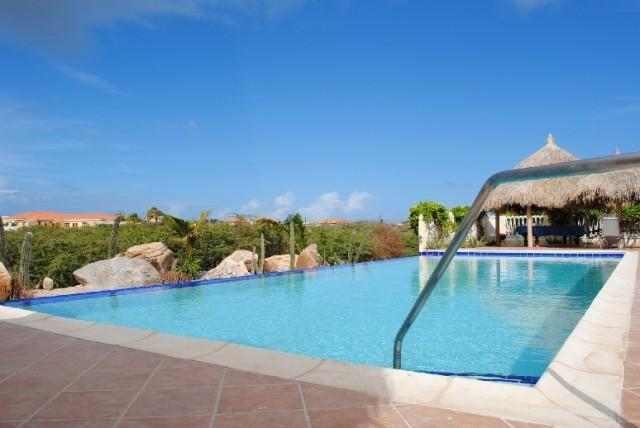 Private Pool - Aruba Cunucu Residence - Malmok Beach - rentals