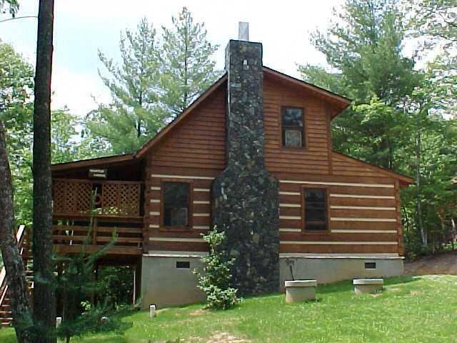 Mountain Laurel Cabin - Log Cabin With View of Creek - Log Cabin Near Boone/Hot Tub/Creek/WiFi/Hike/Fish - Boone - rentals
