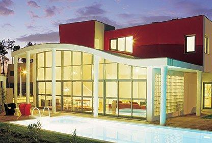 3bdr luxury golf villa pool,Air C 30km from Lisbon - Image 1 - Palmela - rentals