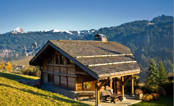 5 Star Chalet Camomille in pretty Les Gets - Image 1 - Les Gets - rentals