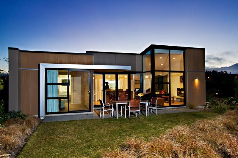 The Fairways at Dusk - The Fairways at Ocean Ridge, Kaikoura - Kaikoura - rentals