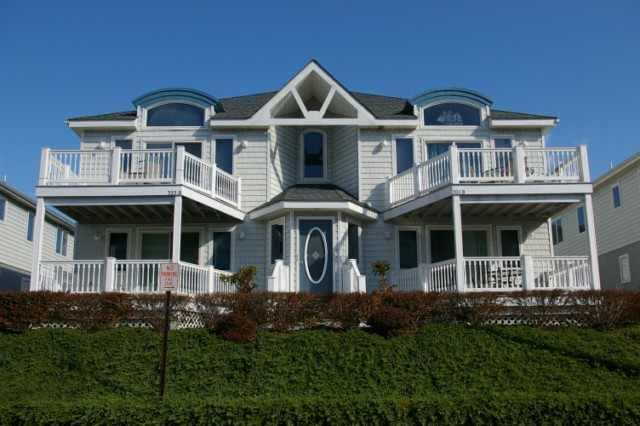 Beach house condo - Beach house condo.... Diamond beach - Wildwood Crest - rentals