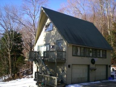 The guest house apartment - Sleepy Bear Hollow - Jay - rentals