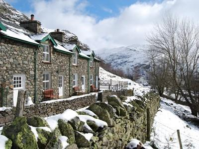 Helvellyn Cottage in the Lake District - Helvellyn Holiday Cottage near Ullswater - Glenridding - rentals