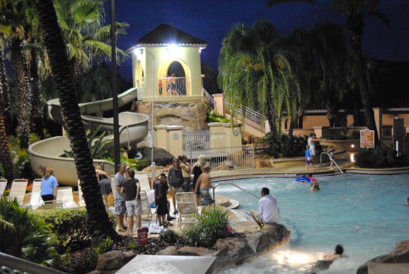 Night Time Resort Fun - Waterpark & Golf Resort near Disney & Legoland - Davenport - rentals