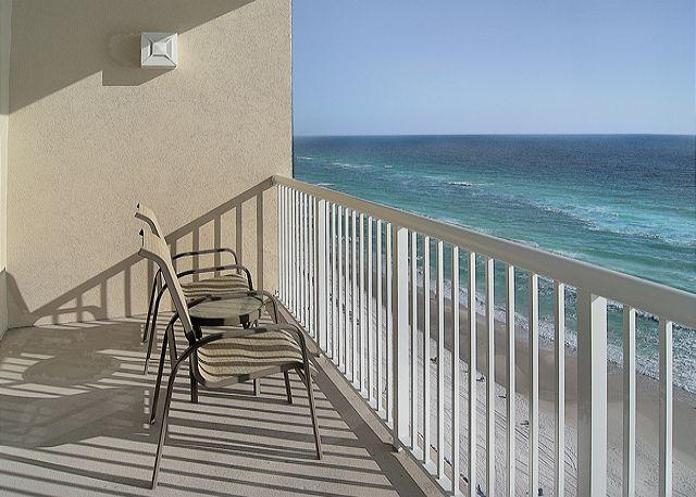 Balcony Gulf View - Beachfront for 6, Open week of 3/14 - Panama City Beach - rentals