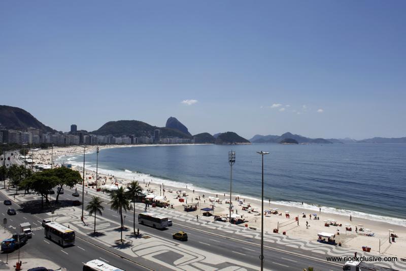 Rio080 - Studio in Copacabana - Image 1 - Copacabana - rentals