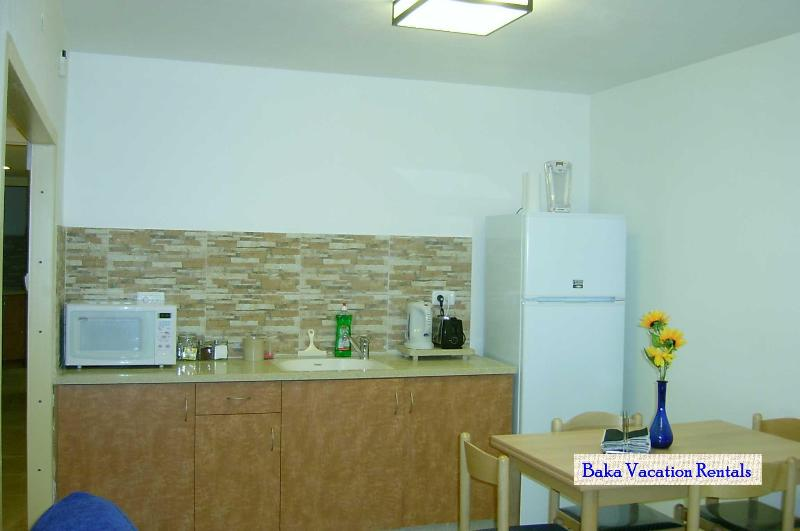 Kitchenette 2 - Baka Vacation Rentals - 3 bedroom - Jerusalem - rentals