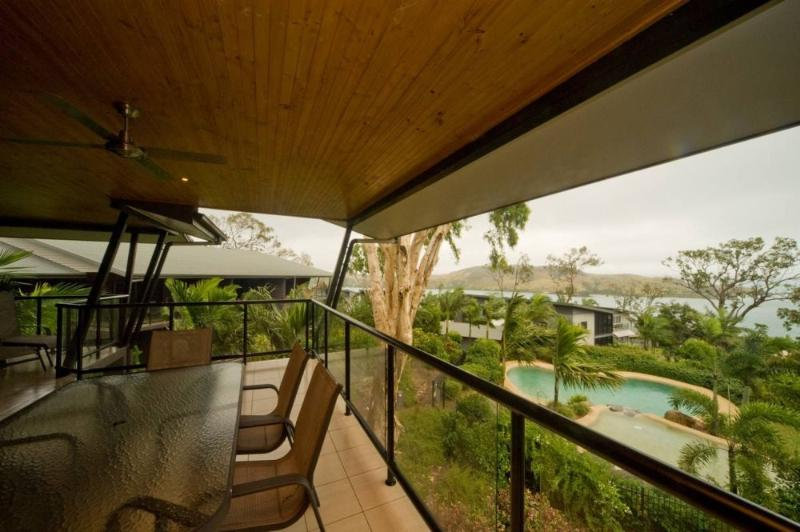 Balcony View - Anchorage 03 - Hamilton Island - rentals